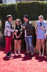 BROOKLYN and BAILEY MCKNIGHT at 2017 Radio Disney Music Awards in Los Angeles 04/29/2017