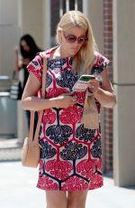 BUSY PHILIPPS Out in Beverly Hills 05/01/2017