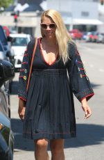 BUSY PHILIPPS Out in West Hollywood 05/22/2017