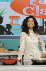 CAMILA ALVES at The Chew 04/25/2017