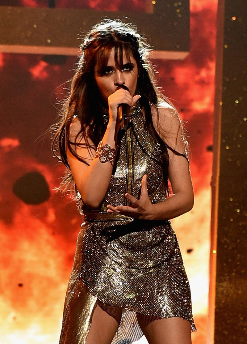 CAMILA CABELLO Performs at 2017 Billboard Music Awards in ...
