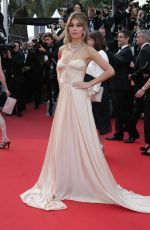 CAMILA MORRONE at The Beguiled Premiere at 70th Annual Cannes Film Festival 05/24/2017
