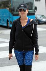 CAMILLA BELLE Heading to a Yoga Class in Beverly Hills 05/05/2017