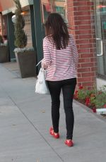 CAMILLA BELLE Out Shopping in Beverly Hills 05/12/2017