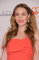 CAMILLA LUDDINGTON at 24th Annual Race to Erase MS Gala in Beverly Hills 05/05/2017