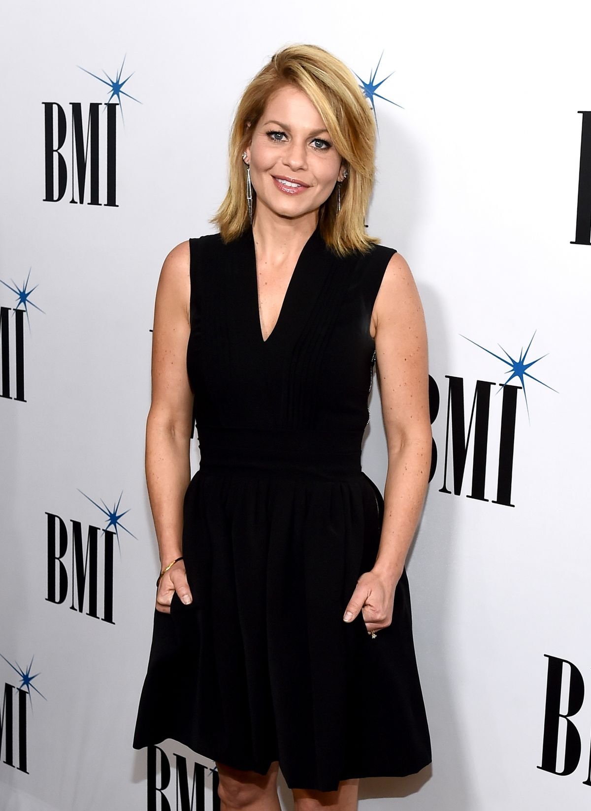 CANDACE CAMERON BURE at 2017 BMI Film, TV & Visual Media Awards in Beverly Hills 05/10/2017