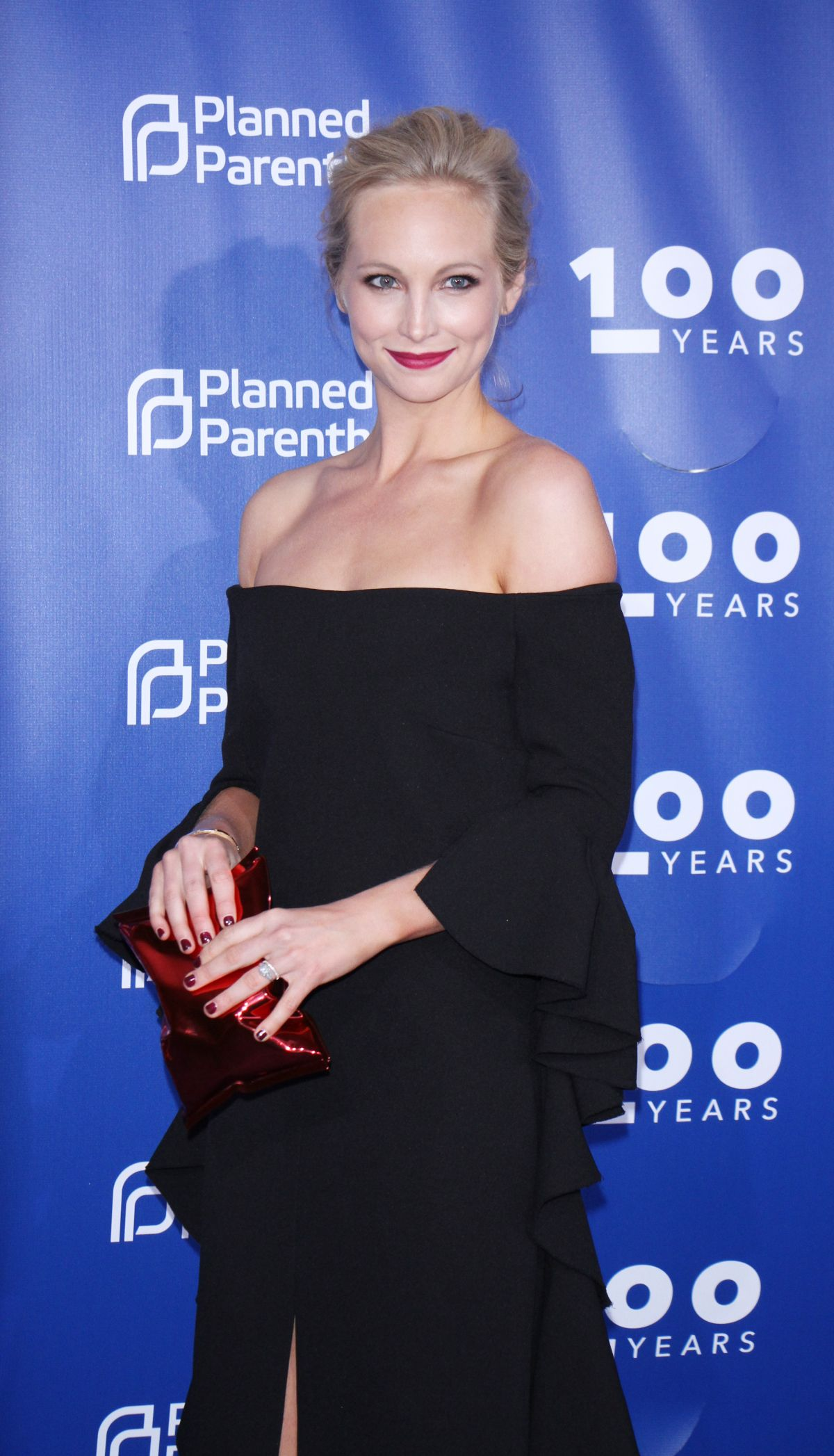 CANDICE KING at Planned Parenthood 100th Anniversary Gala 05/02/2017