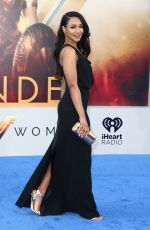 CANDICE PATTON at Wonder Woman Premiere in Los Angeles 05/25/2017