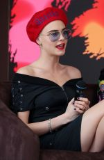 CARA DELEVINGNE at Magnum x Moschino Photocall at 70th Annual Cannes Film Festival 05/18/2017