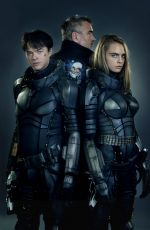 CARA DELEVINGNE - Valerian and the City of a Thousand Planets, Posters