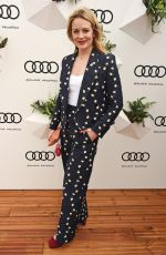 CARA THEOBOLD at Audi Polo Challenge at Coworth Park in Ascot 06/06/2017