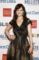 CARLA GUGINO at 2017 Glsen Respect Awards in New York 05/15/2017