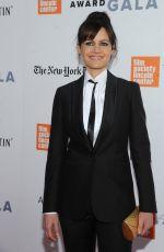 CARLA GUGINO at 44th Chaplin Award Gala in New York 05/08/2017