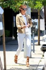 CAT DEELEY Out and About in West Hollywood 05/12/2017