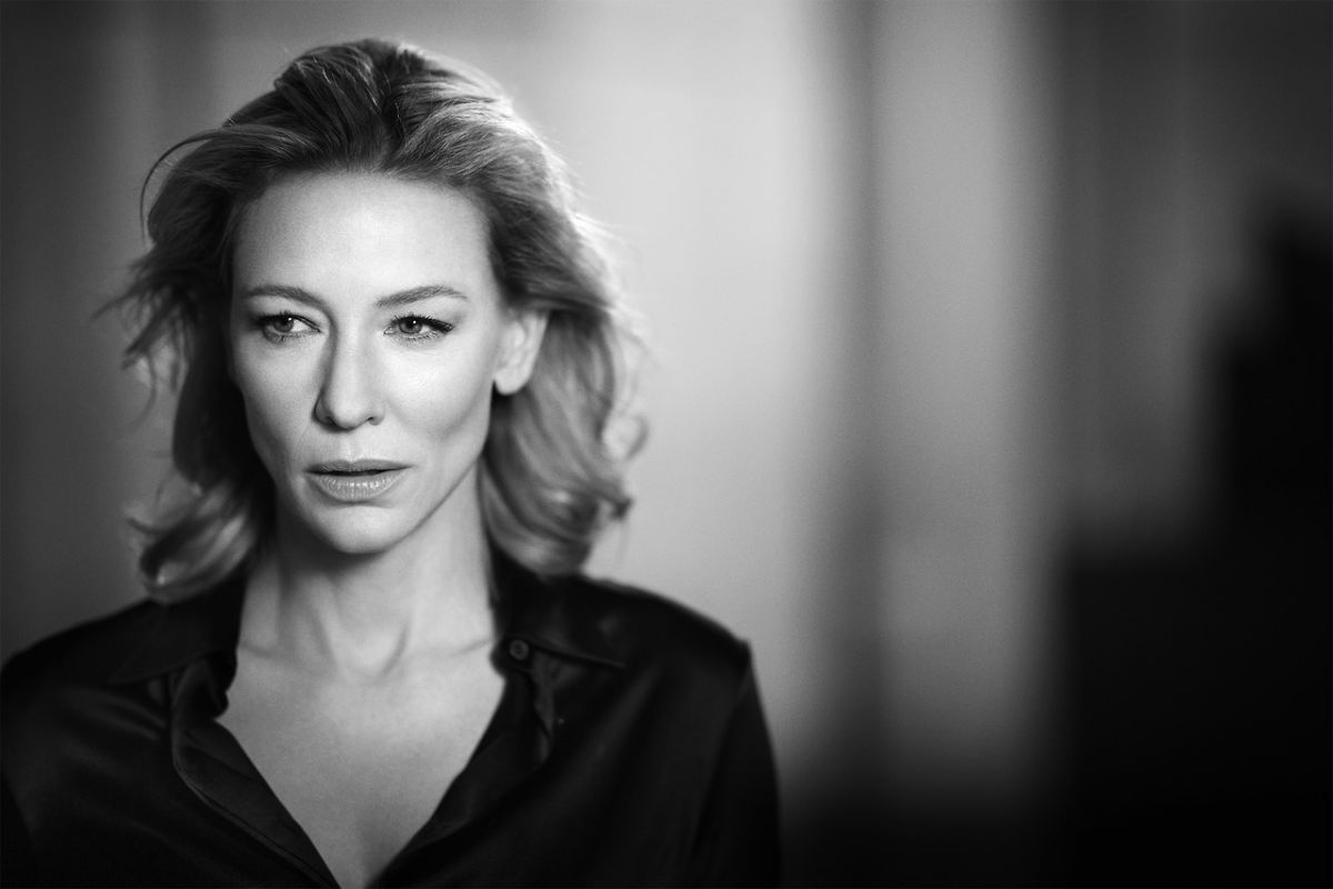 CATE BLANCHETT for Town & Country, June/July 2017 - HawtCelebs