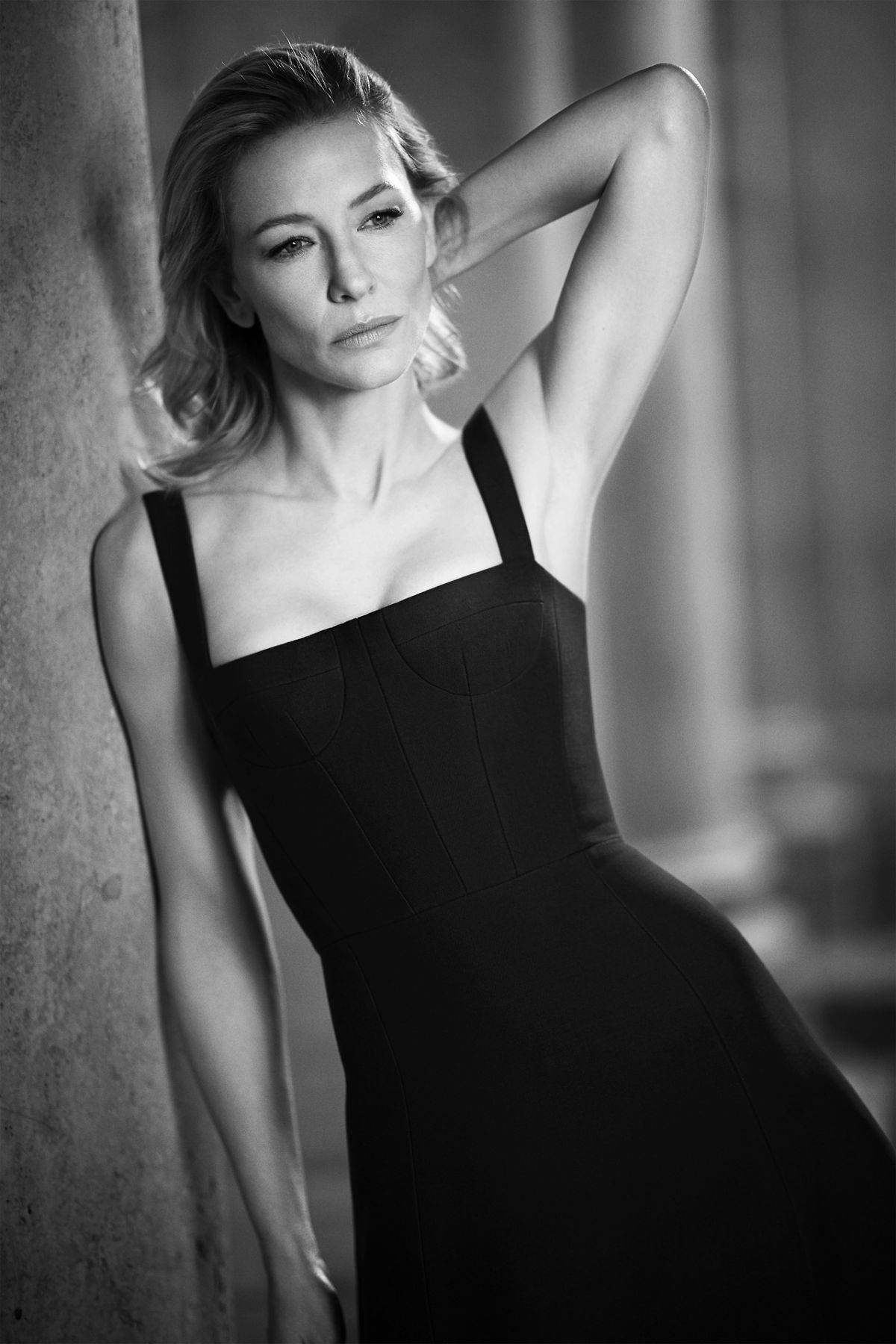 CATE BLANCHETT for Town & Country, June/July 2017 ... Cate Blanchett