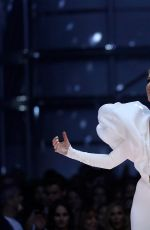 CELINE DION Performs at 2017 Billboard Music Awards in Las Vegas 05/21/2017