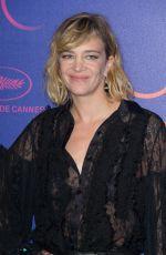 CELINE SALETTE at Cannes Film Festival 70th Anniversary Dinner 05/23/2017