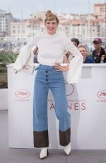 CELINE SALLETTE at Golden Years Premiere at 70th Annual Cannes Film Festival 05/22/2017