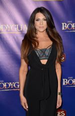 CERINA VINCENT at The Bodyguard Opening Night in Los Angeles 05/02/2017