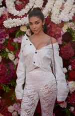 CHANTEL JEFFRIES at Philipp Plein Resort Collection Show in Cannes 05/24/2017