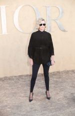 CHARLIZE THERON at Dior Cruise Collection 2018 Show in Los Angeles 05/11/2017