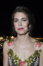 CHARLOTTE CASIRAGHI at Women in Motion Awards Dinner at 2017 Cannes Film Festival 05/21/2017