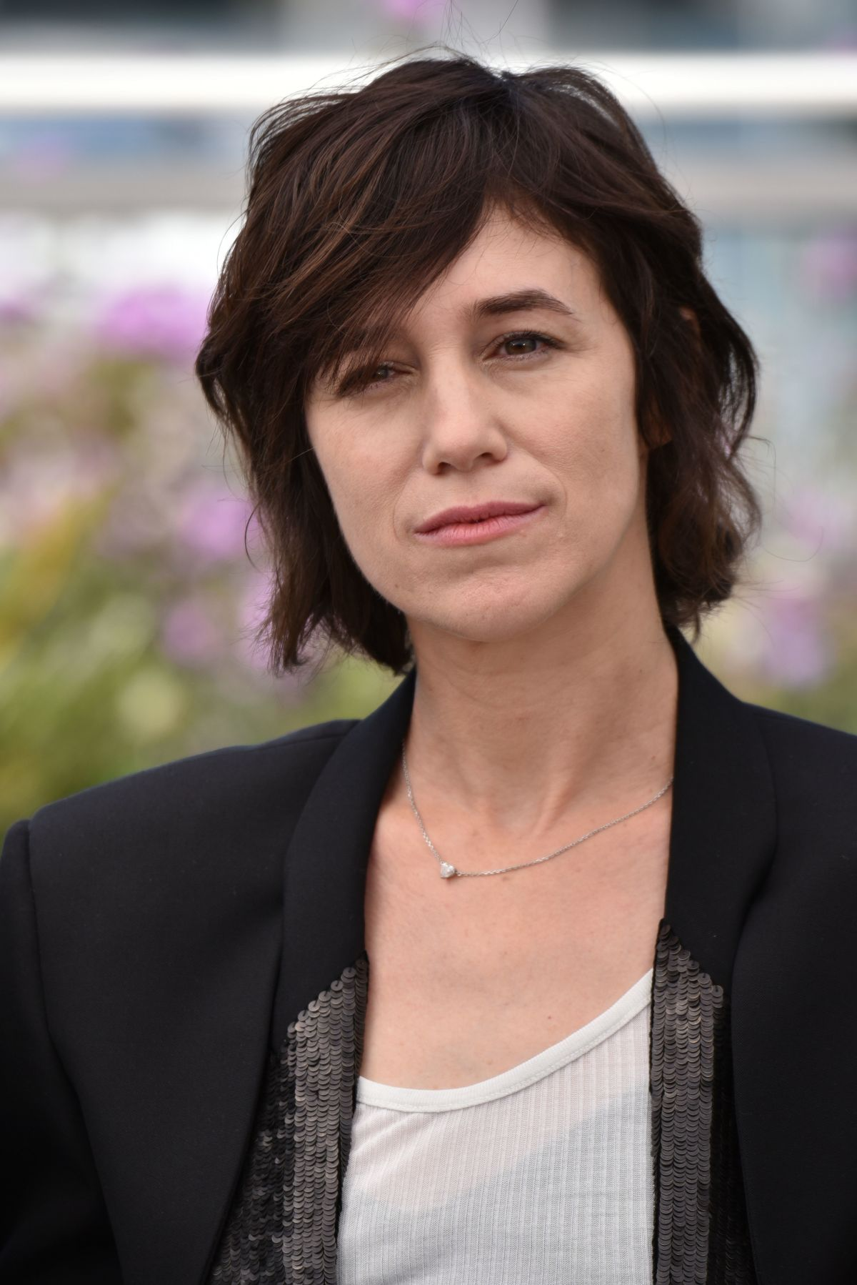 charlotte gainsbourg at ismael s ghosts photocall at 70th annual cannes film festival 05 17 2017