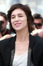 CHARLOTTE GAINSBOURG at Ismael