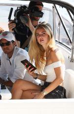 CHIARA FERRAGNI at Monaco Formula One Grand Prix 05/27/2017