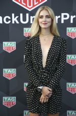 CHIARA FERRAGNI at TAG Heuer Culinay Challenge in Monte Carlo 05/27/2017