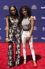 CHINA ANNE MCCLAIN at 2017 Radio Disney Music Awards in Los Angeles 04/29/2017