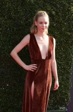 CHLOE LANIER at 44th Annual Daytime Creative Arts Emmy Awards in Pasadena 04/28/2017