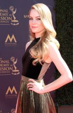 CHLOE LANIER at 44th Annual Daytime Emmy Awards in Los Angles 04/30/2017