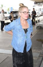 CHRISTINA APPLEGATE at Los Angeles International Airport 05/25/2017