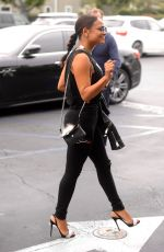 CHRISTINA MILIAN Out and About in Los Angeles 05/10/2017