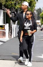 CHRISTINA MILIAN Out Shopping in West Hollywood 05/06/2017