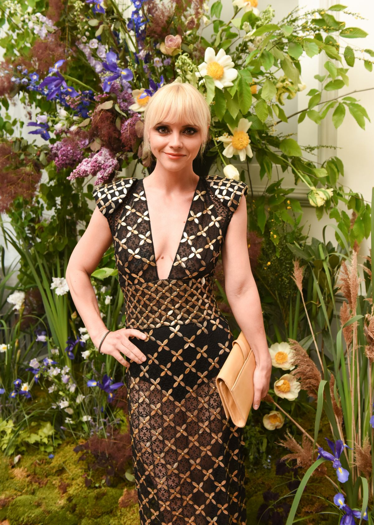 CHRISTINA RICCI at Museum of Arts and Design