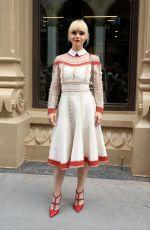 CHRISTINA RICCI at Valentino Resort 2018 Show in New York 05/23/2017