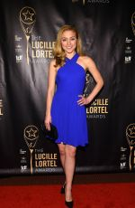 CHRISTY ALTOMARE at 32nd Annual Lucille Lortel Awards in New York 05/07/2017