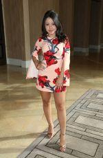CIERRA RAMIREZ at Evening to Foster Dreams Gala in Los Angeles 05/16/2017
