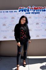 CIERRA RAMIREZ at Josh Stevens Foundation Be Kind Pledge Day at Wet