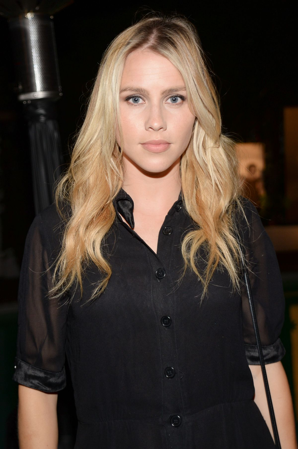CLAIRE HOLT at Oliver Peoples 30th Anniversary Party in Los Angeles 05/12/2017