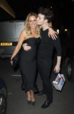 CLAIRE SWEENEY at Lizzie Cundy Birthday Party in London 05/02/2017