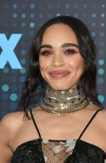 CLEOPATRA COLEMAN at Fox Upfront Presentation in New York 05/15/2017