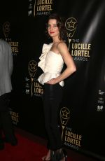 COBIE SMULDERS at 32nd Annual Lucille Lortel Awards in New York 05/07/2017