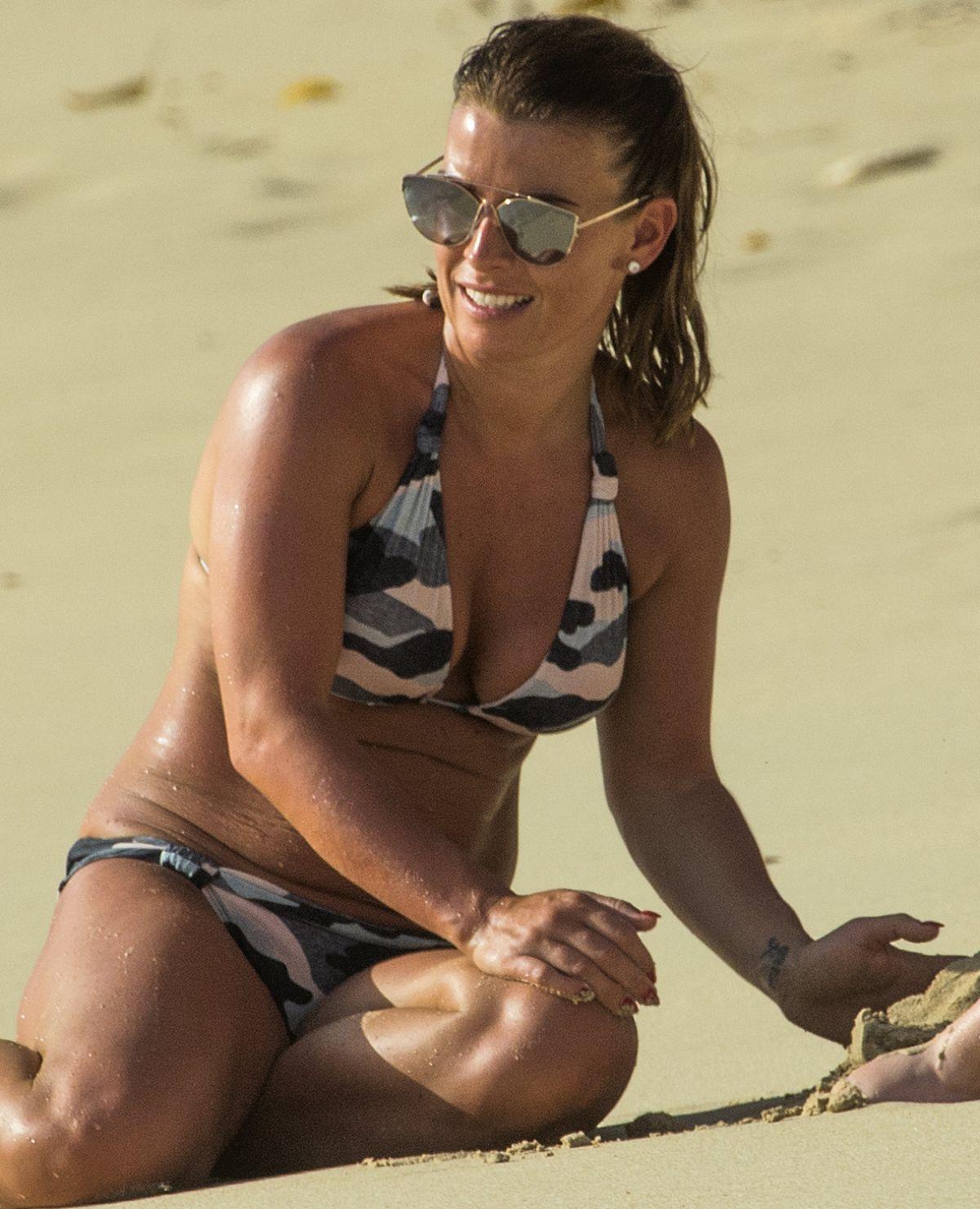 Coleen mcgloughlin bikini