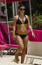 COLEEN ROONEY in Bikini on the Beach in Barbados 05/24/2017