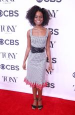 CONDOLA RASHAD at 2017 Tony Awards Meet the Nominees Press Junket in New York 05/03/2017