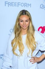 CORINNE OLYMPIOS at OK Magazine Summer Kickoff in Los Angeles 05/17/2017